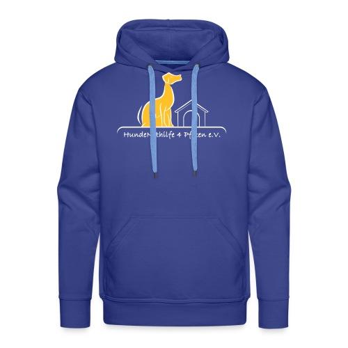 HundeNothilfe Logo - Männer Premium Hoodie