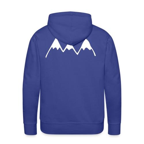 berge - Männer Premium Hoodie