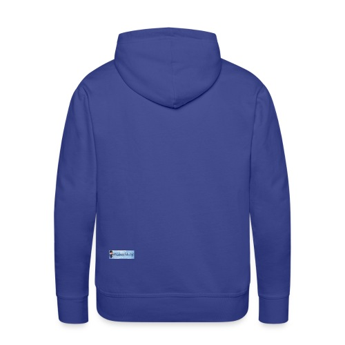 Med Logo jpg - Männer Premium Hoodie