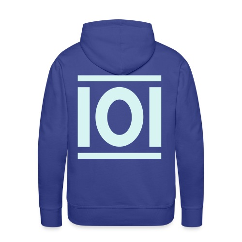 101 1col - Men's Premium Hoodie