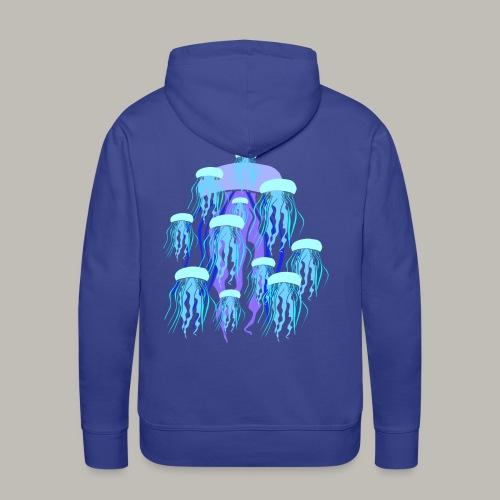 Gorgone - Sweat-shirt à capuche Premium pour hommes