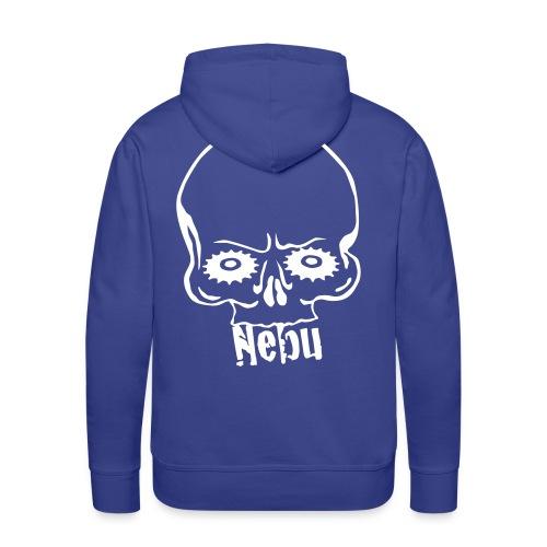 Pullover Nebu Logo - Männer Premium Hoodie
