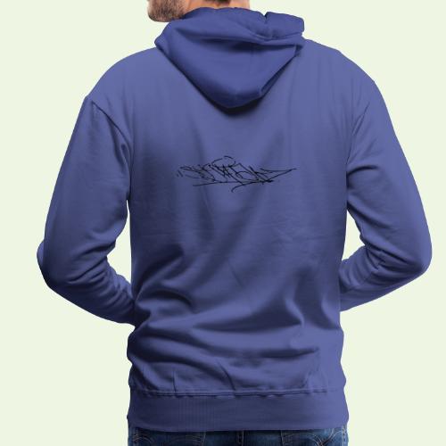 Sygnal Sygnature - Men's Premium Hoodie
