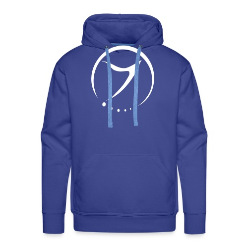 zenon logo minimal - Men's Premium Hoodie