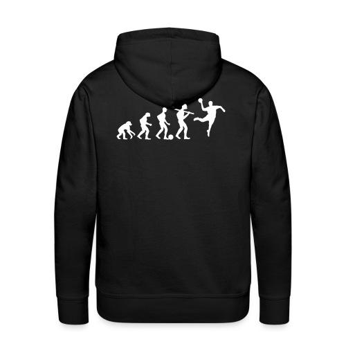 Evolution - Männer Premium Hoodie
