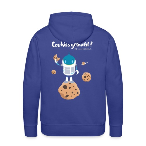 Cookies gelöscht - Männer Premium Hoodie