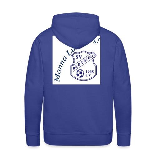 Logo2_groß_bearbeitet-3 - Männer Premium Hoodie