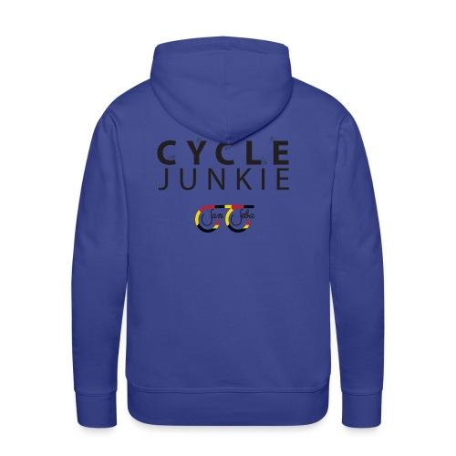 Cycle Junkie San Seba - Mannen Premium hoodie