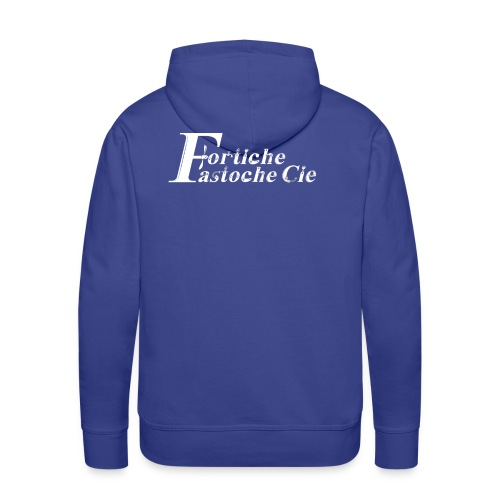 logo tshirt - Sweat-shirt à capuche Premium pour hommes