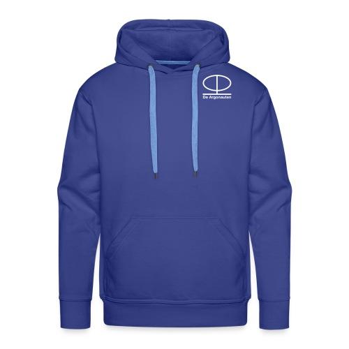 simpel logo argo - Mannen Premium hoodie