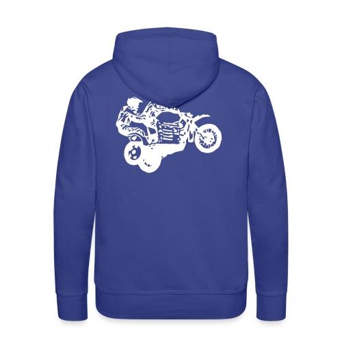 side car 5 - Sweat-shirt à capuche Premium pour hommes