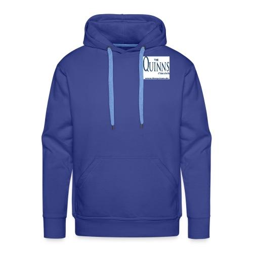 Motiv T Shirt Rücken jpg - Männer Premium Hoodie