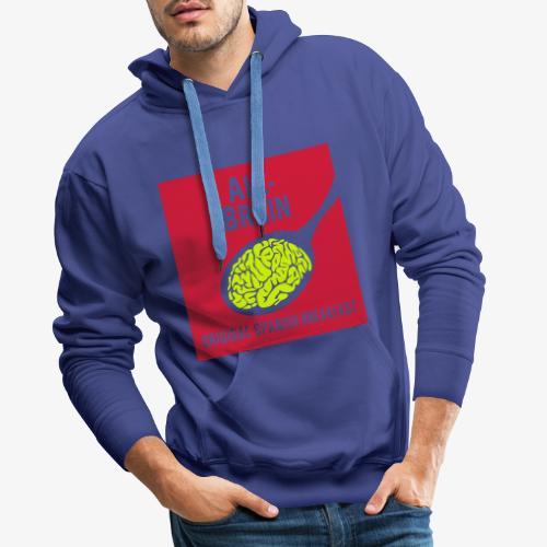 camiseta-des-paña - Sudadera con capucha premium para hombre