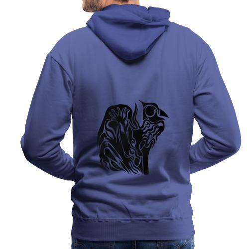 Coque Abstrait - Sweat-shirt à capuche Premium pour hommes