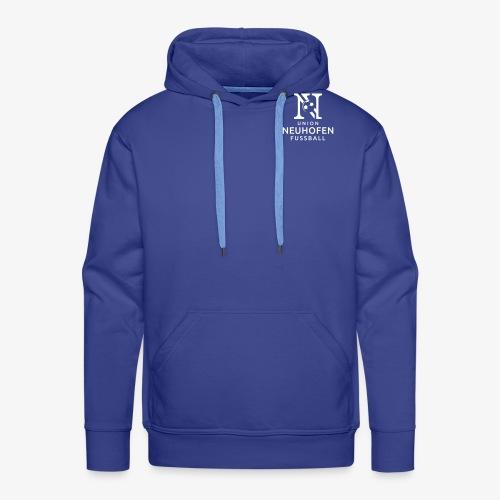 Logo_vorne_klein - Männer Premium Hoodie