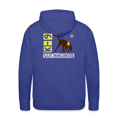 suchhunde - Männer Premium Hoodie