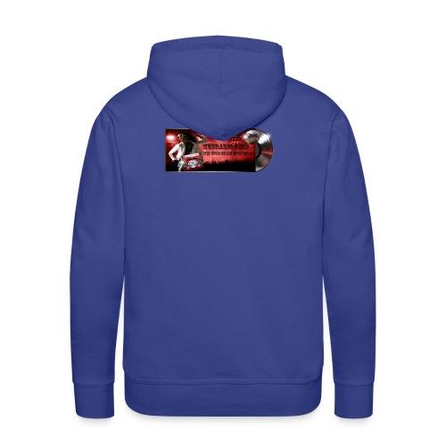 WRR-Pullover - Männer Premium Hoodie