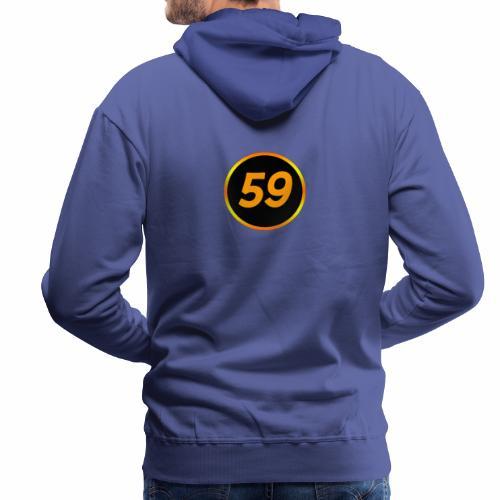 aake59 logo - Premiumluvtröja herr