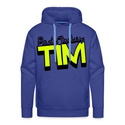 logopjt - Mannen Premium hoodie