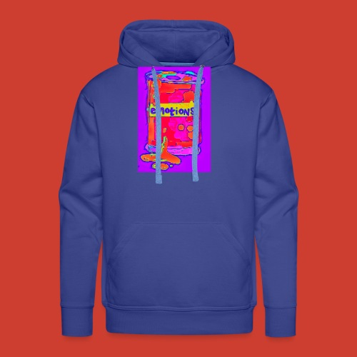 Canned Emotions - Men's Premium Hoodie