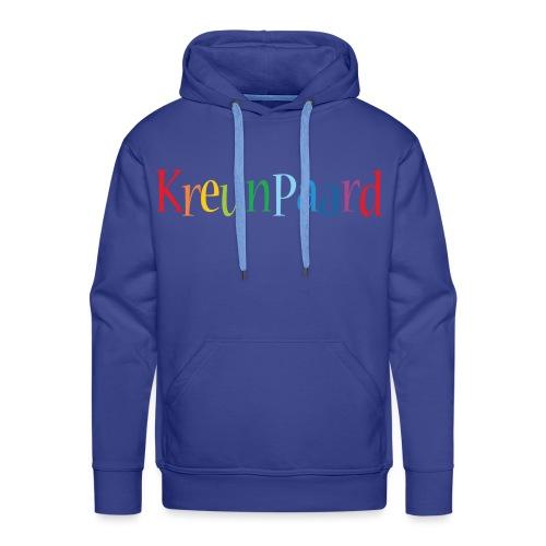 Kreun Shop - Mannen Premium hoodie