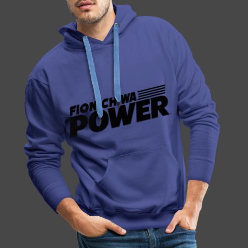 Flonichiwa Power Vers. 2 - Männer Premium Hoodie