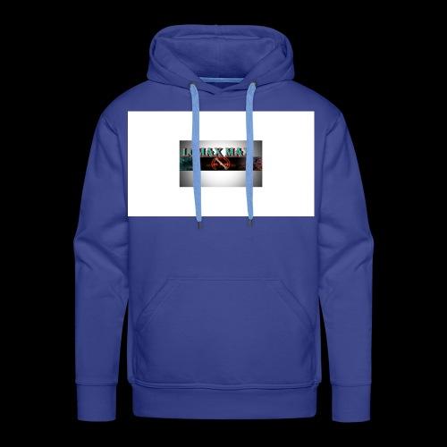 lomax - Sweat-shirt à capuche Premium pour hommes