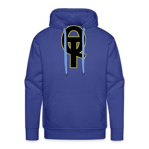 QENTIN tolosa logo - Sweat-shirt à capuche Premium pour hommes