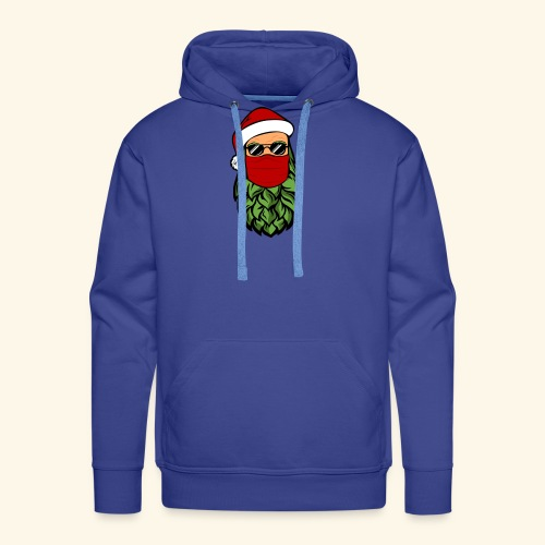 Père Noël - Sweat-shirt à capuche Premium pour hommes