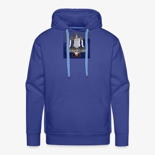 MFC Champions 2017/18 - Men's Premium Hoodie