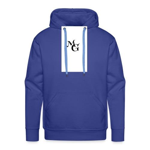 sketch 1524731770420 - Bluza męska Premium z kapturem