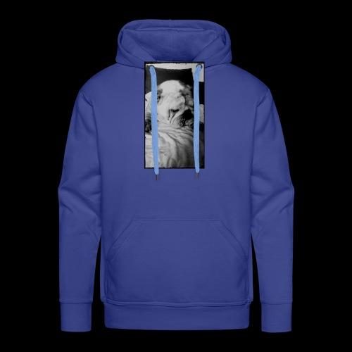 bulldog - Sweat-shirt à capuche Premium pour hommes