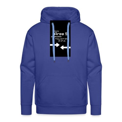 Storm Area 51 - Männer Premium Hoodie