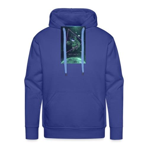 space poster 660 - Sweat-shirt à capuche Premium pour hommes