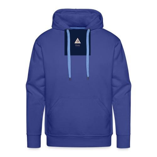 Private - Mannen Premium hoodie