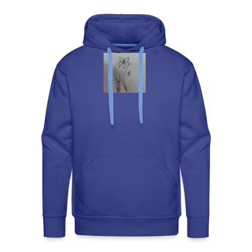 romance - Sweat-shirt à capuche Premium pour hommes