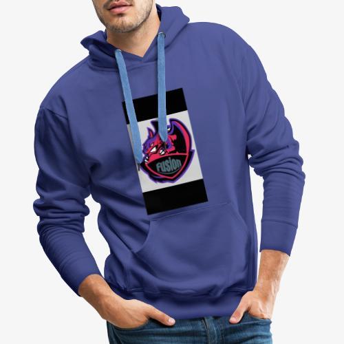 fusion - Men's Premium Hoodie