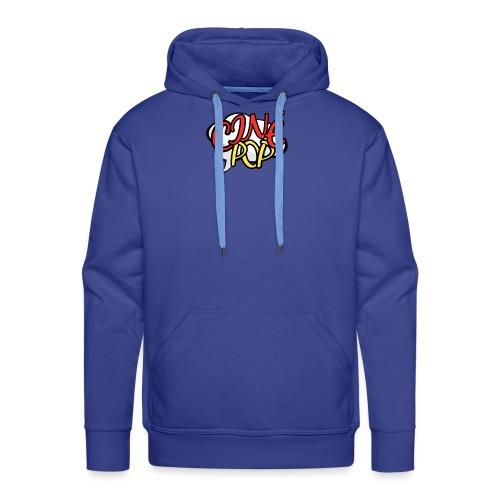Soutenez le CINÉPOP en achetant nos t-shirts ! - Sweat-shirt à capuche Premium pour hommes