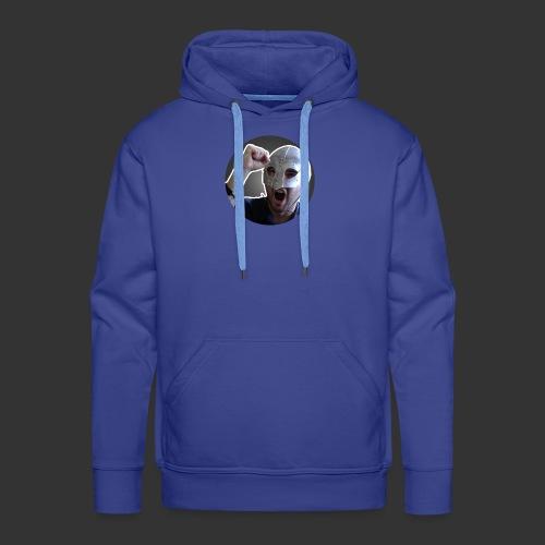 Logo kanału wicek3d na Youtube - Bluza męska Premium z kapturem