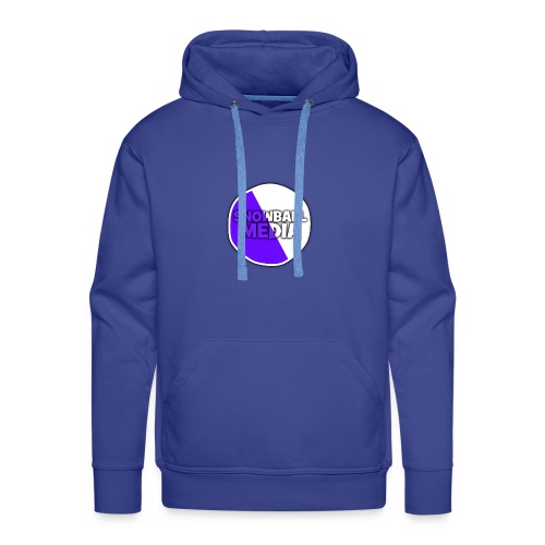Snowball Media - Men's Premium Hoodie