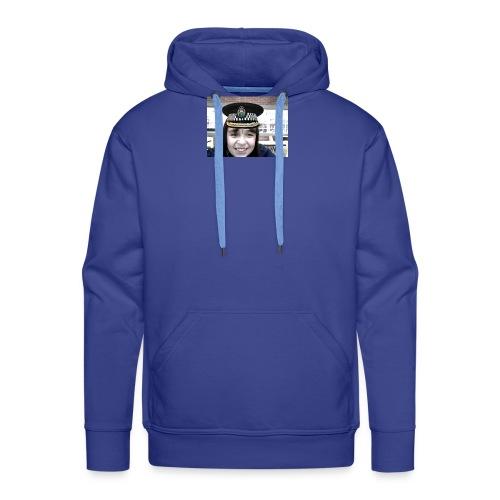 Snapshot - Sudadera con capucha premium para hombre