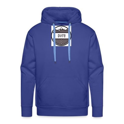 logo DYRE - Sweat-shirt à capuche Premium pour hommes
