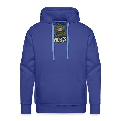 Logo MBS - Sweat-shirt à capuche Premium pour hommes