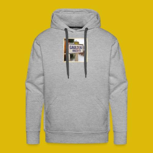 Gogoldorak - Sweat-shirt à capuche Premium pour hommes