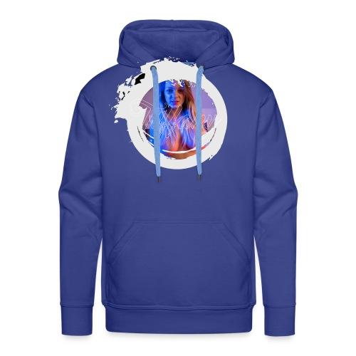 Le cercle - Sweat-shirt à capuche Premium pour hommes