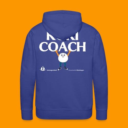 Koki Coach_MK - Männer Premium Hoodie