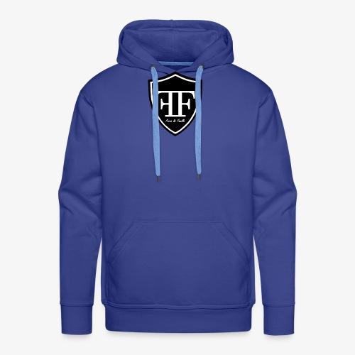 Force & Famille Principal - Sweat-shirt à capuche Premium pour hommes
