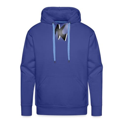 Emblem - Herre Premium hættetrøje