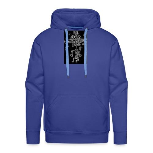 The Dancing Maya - Men's Premium Hoodie