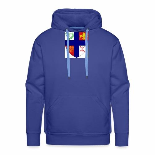 Armoiries Metissées. - Sweat-shirt à capuche Premium pour hommes